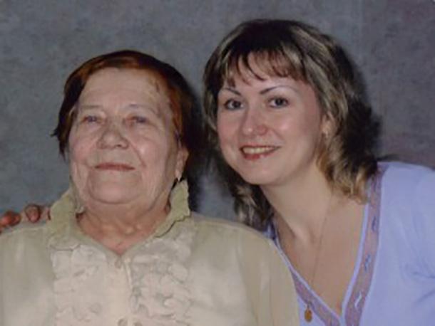 бабушке посвящается