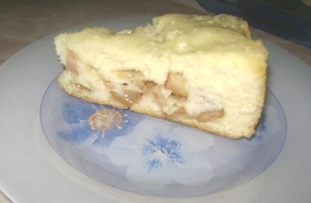 как испечь пирог с яблоками