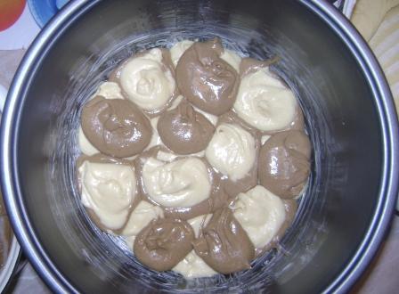 рецепт пирога с какао