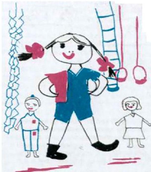 интерпретация рисунка семьи
