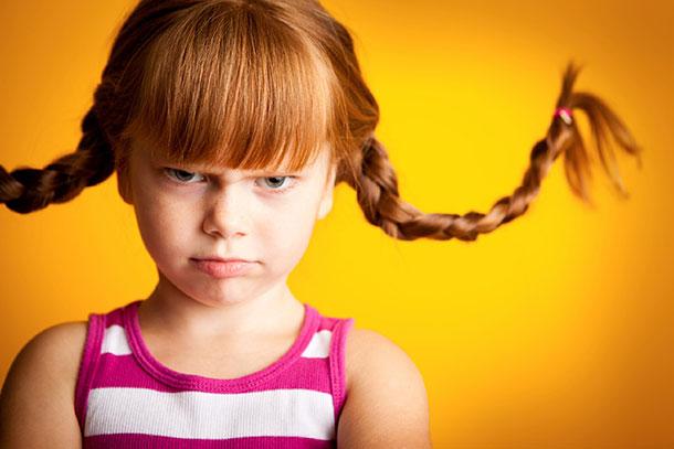 как сказать нет ребенку