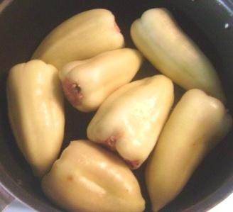 Как приготовить вкусные фаршированные перцы
