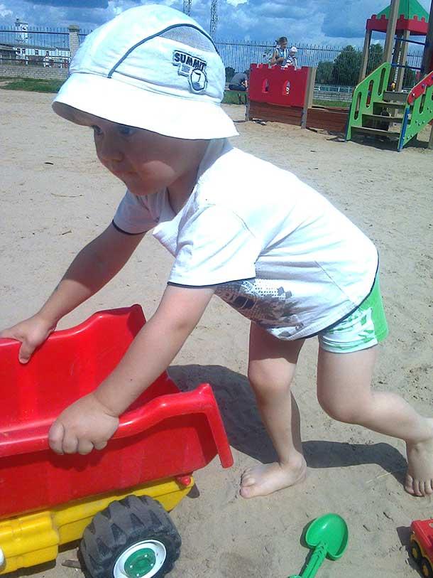 Куда сходить с ребенком в Вологде: парки, карусели, места купания
