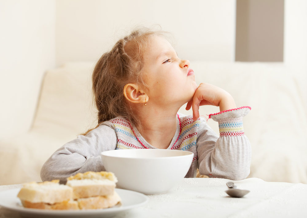 Ребенок не хочет ничего есть