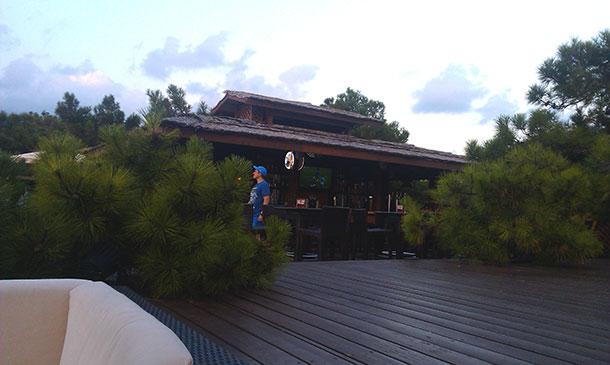 ресторан-бар шатер в геленджике