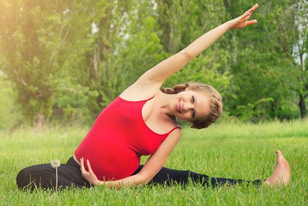 Можно ли заниматься спортом беременной