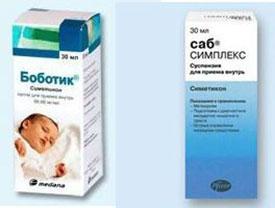 препараты при коликах