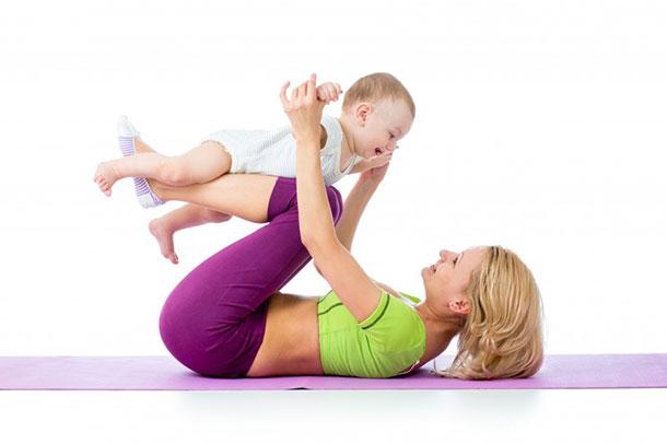 физкультура после родов