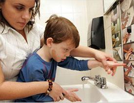 обучение ребенка аутиста