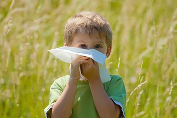 Детские противоаллергические препараты