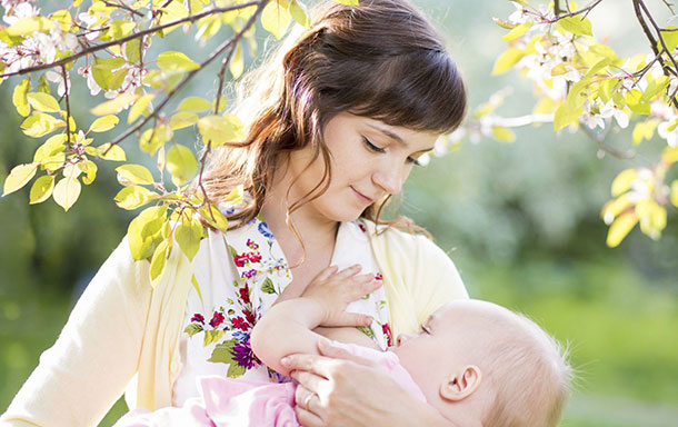 что нельзя есть после родов кормящей маме
