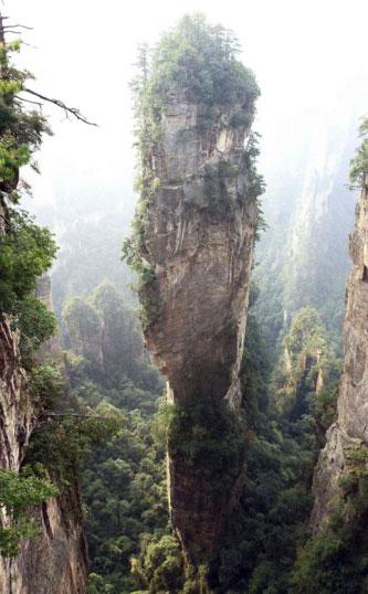 Необычные места, которые стоит посетить перед тем, как умереть
