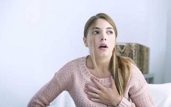 одышка при аллергии