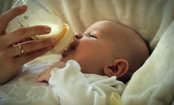 Смеси для новорожденных без пальмового масла