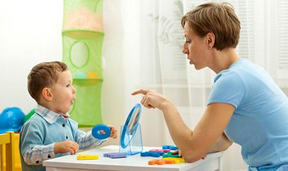 как правильно научить ребенка выговаривать букву р
