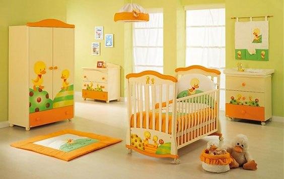как подготовить квартиру к новорожденному