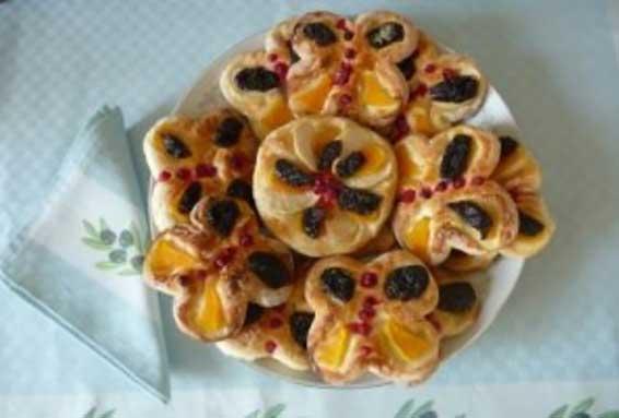 рецепт сладких булочек