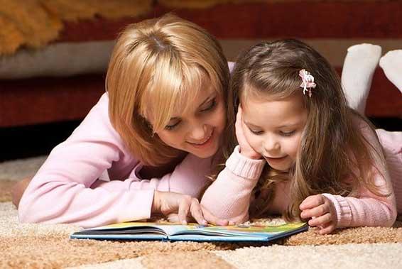 Как привить ребенку любовь к чтению: советы для родителей