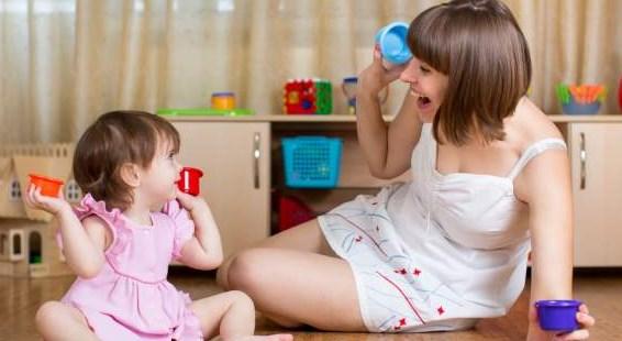 игры с мамой