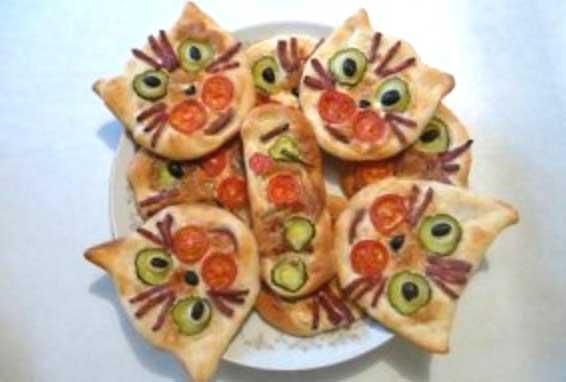 пицца для детей