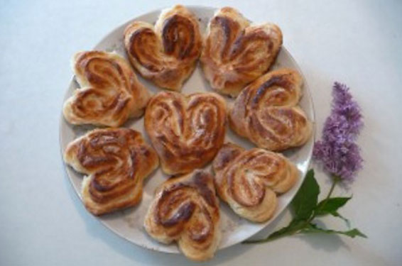 рецепт вкусных булочек