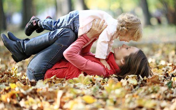 Как провести с ребенком выходные