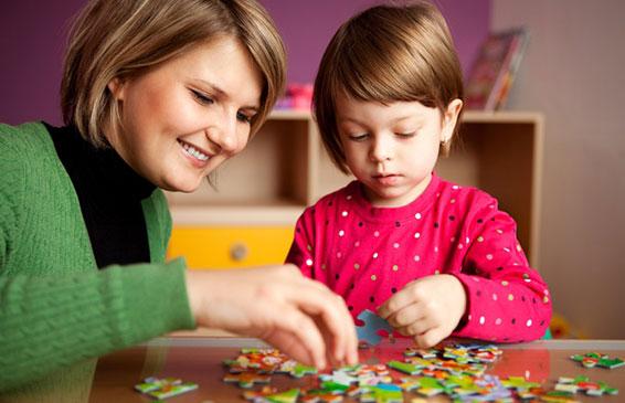 Совместные игры для детей и родителей