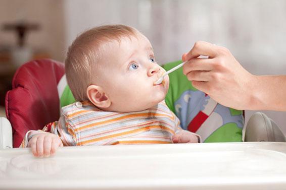 правила прикорма грудных детей