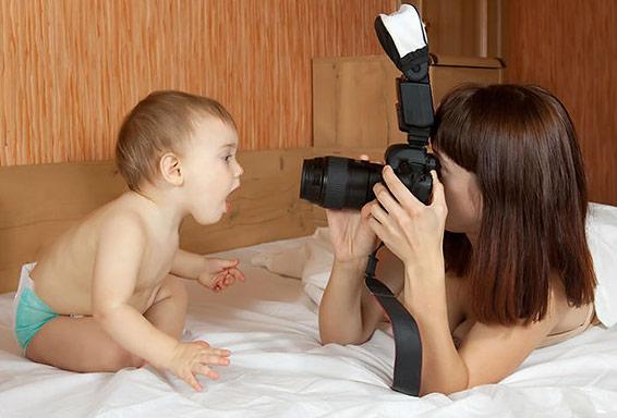 Можно ли фотографировать детей
