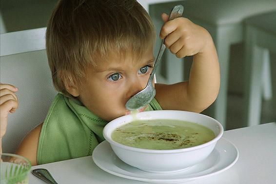 можно ли детям гороховый суп