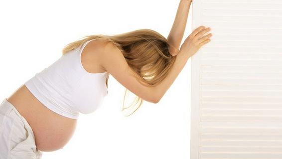 гестоз второй половины беременности