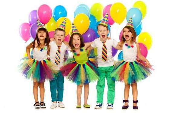 Детский праздник с учетом возрастных особенностей детей