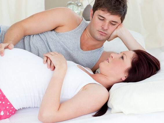 как заниматься сексом при беременности