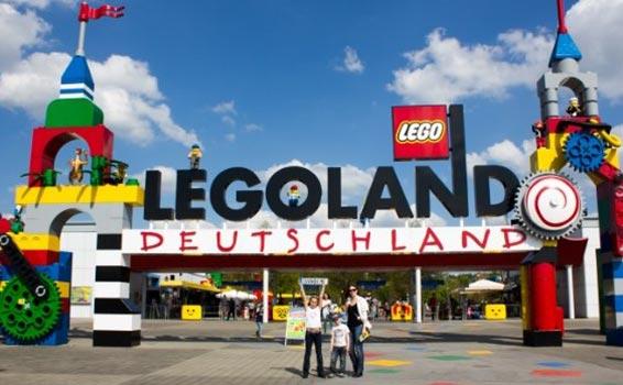 Леголэнд в Германии