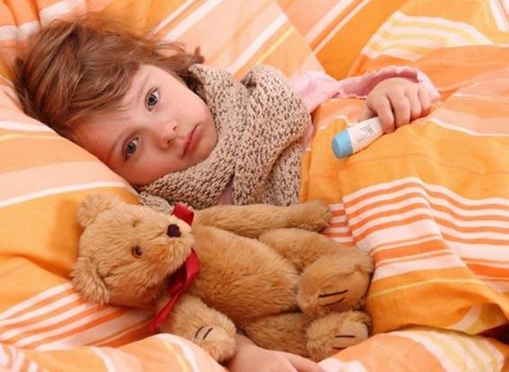 Как часто ваш ребенок болеет в садике?
