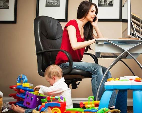Как работать дома