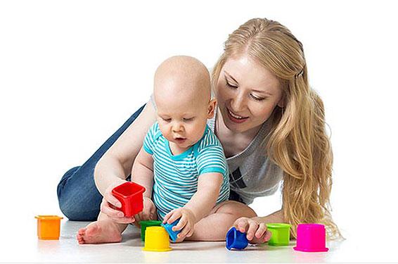 раннее развитие ребенка до года