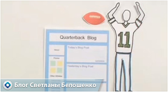 новости спорта в блоге