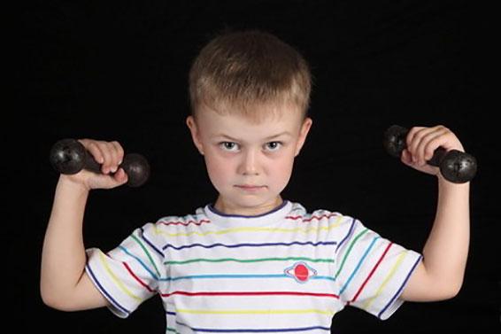 физическая готовность к школе