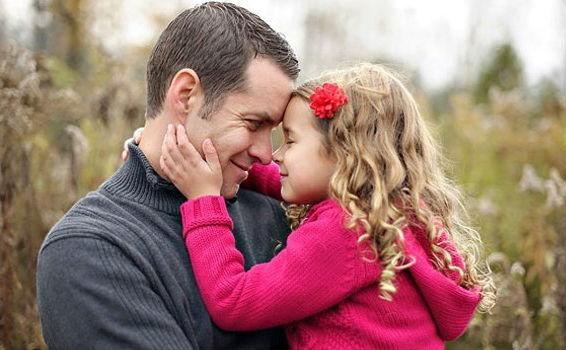 роль отца в воспитании дочери