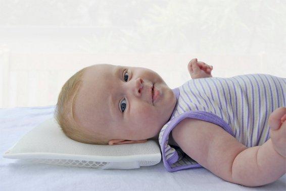 Подушка для грудничка с какого возраста