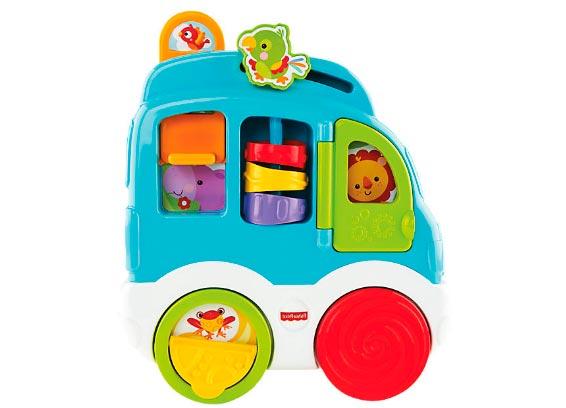 развивающие игрушки Фишер Прайс (Fisher-Price) автомобиль