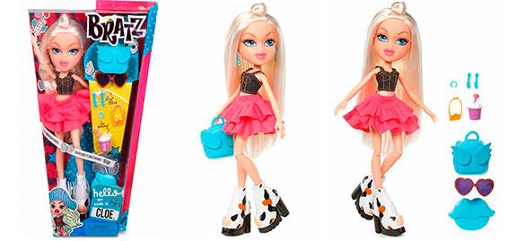 кукла Bratz Хлоя