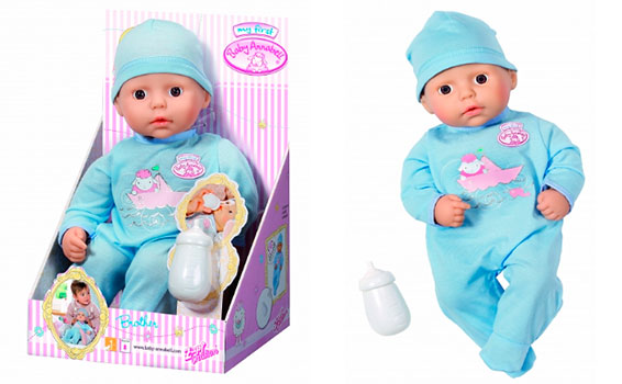 Baby Born Мальчик