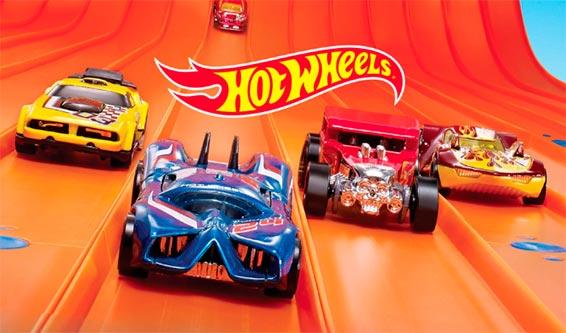 игрушки hot wheels