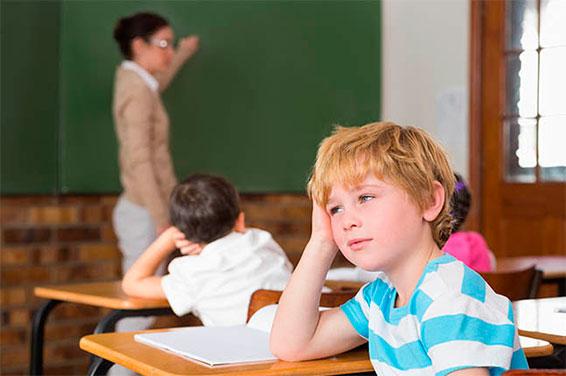 Ребенок плохо учится в школе