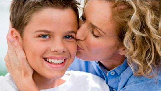 Ребенок должен знать, что его любят всегда