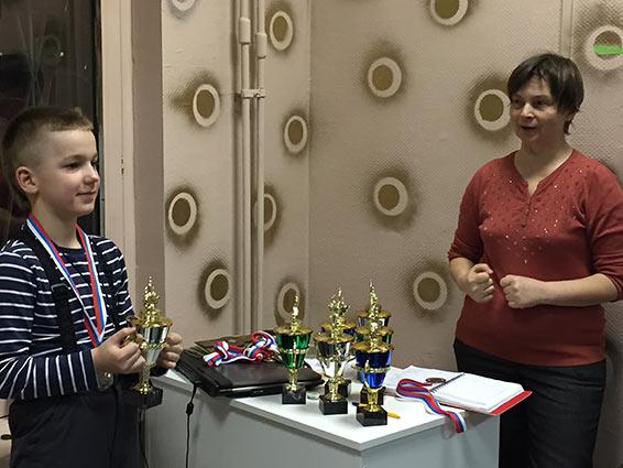 шахматный турнир в москве