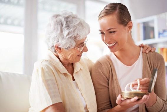 Что подарить бабушке на 8 марта