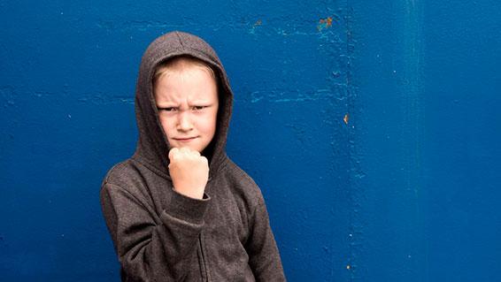 причины детской агрессии
